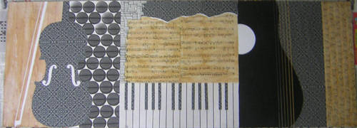 Music collage by Aelz