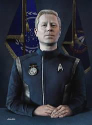 Star Trek Discovery - Lt Cmdr Paul Stamets by Jemppu