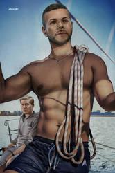 Star Trek Discovery - Sail On, My Mate by Jemppu