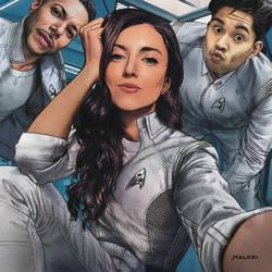 Star Trek Discovery - Team Spirit by Jemppu