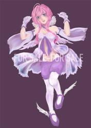 Adoptable: Angel Trainie [Closed] by LyraEffect