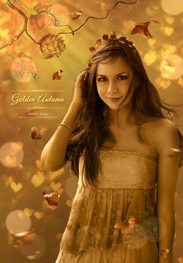 Golden-Autumn by areemus