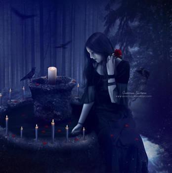 Sacred-Pool-Of-Tears by areemus