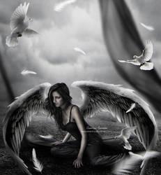 Feels Like an Angel by areemus