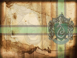 Slytherin Wallpaper by whataboutren