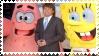 F2U Stephen Hillenburg Tribute Stamp by prxncekevin