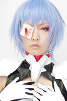 Rei Ayanami by an09
