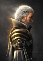 King Regis (Final Fantasy XV) by EmmaNettip