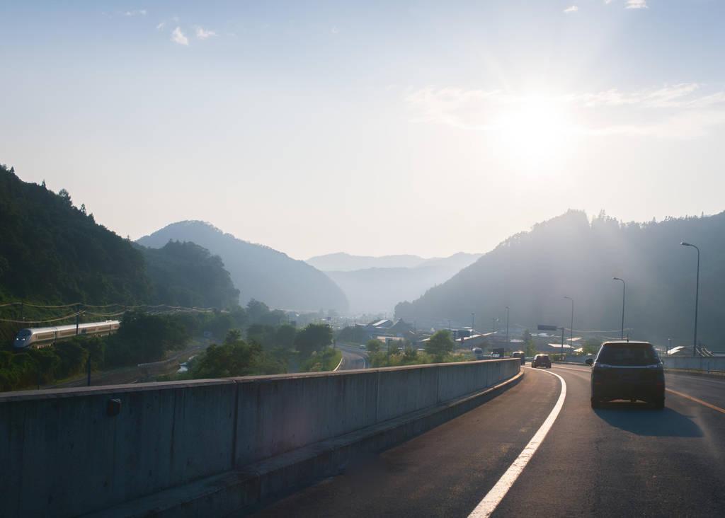Sur les routes du Tohoku by stephane-bdc