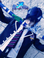 Ao no Exorcist - Blue Exorcist - Rin Okumura by K-I-M-I