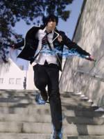 Rin Okumura - Ao no Exorcist - I believe I can fly by K-I-M-I