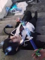 Okumura Rin - Blue Exorcist Cosplay by K-I-M-I