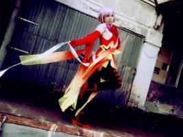 Inori Yuzuriha -GUILTY CROWN- Cosplay by K-I-M-I