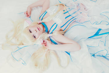 ClAMP ~ CHII COSPLAY CHOBITS by K-I-M-I