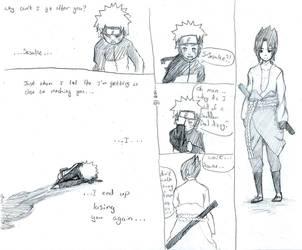 Naruto and Sasuke by nicktoonsDP