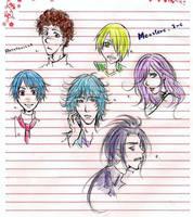 Disney PIXAR's Doodle by ChocotanYuu