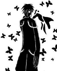 Oblivion Butterfly by Exile-Sky