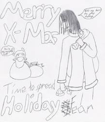 Merry X-mas by Exile-Sky