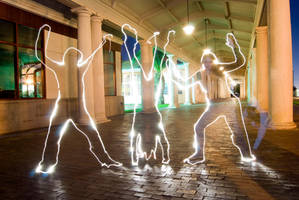 Light Painting Experiment 2 by steverobles