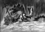 L'eveil des Flammes de la Calamite by Tigrex-noir