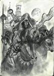 Powerwolf - The Metal Mass by Tigrex-noir