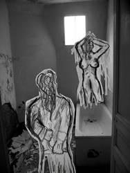 La Belle Et La Belle : Quotidien Quelconque by Tigrex-noir