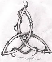 Celtic Knot by CaitlinQuacks