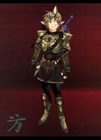 Link Magic Armor by xIchixCoolxGirlx