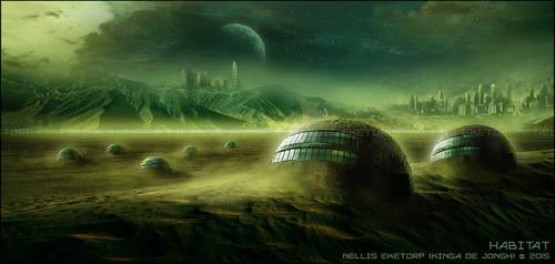 Habitat by nellis-eketorp