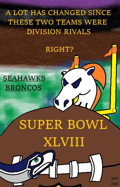 Super Bowl XLVIII Redux by AngusMcTavish