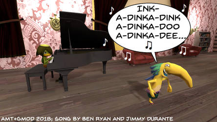 Inka Dinka Doo by AngusMcTavish