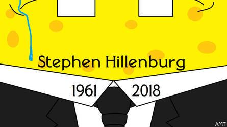 Tribute - Stephen Hillenburg by AngusMcTavish