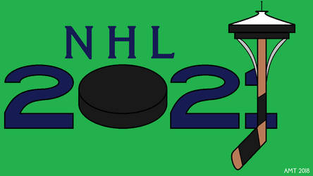 Seattle NHL 2021 by AngusMcTavish
