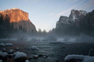 Yosemite 11 by W-L-Designs