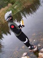 Kakashi cosplay 3 by Jynx17170