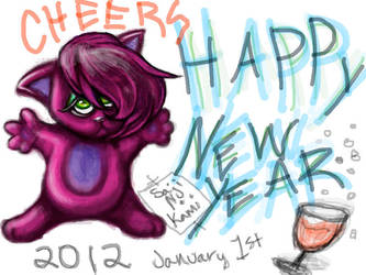 2. January 1 2012 by sageEmerald