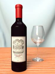 Wine by JigglyRitz