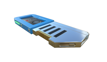 Scifi Keycard by JigglyRitz
