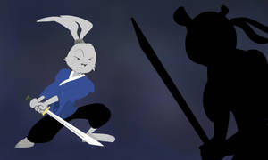 Usagi Yojimbo by Adam-Leonhardt