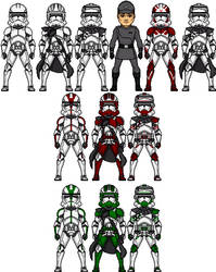 ea star wars battlefront ii clones phase ii by gonza87rg on deviantart