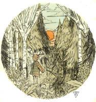 6 // Deer by Kayisok