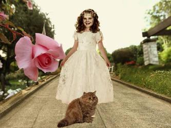 Beautiful  Canadian Princess by vafiehya