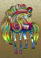 Unicorn! by vafiehya
