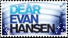 Dear Evan Hansen stemp by RED-R0BIN