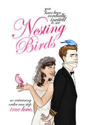 Nesting Birds by bornirritating