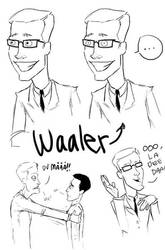 CCD: Waaler by bornirritating