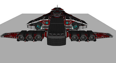 Specialist Class Star Destroyer Back by Timeserver55