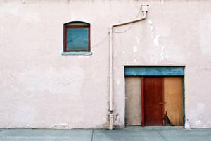 Window and Door by inessentialstuff