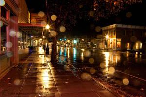 Dayton, Washington by inessentialstuff