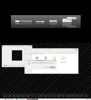 Krizr Visual Style Preview. v2 by Nuux